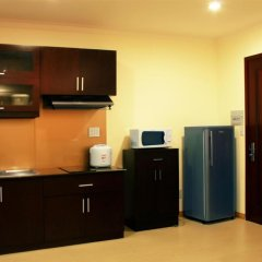 Апартаменты Song Hung Apartments Апартаменты с различными типами кроватей фото 5