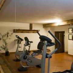Отель Milleluci Италия, Аоста - отзывы, цены и фото номеров - забронировать отель Milleluci онлайн фитнесс-зал фото 3