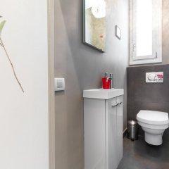 Отель La Tour Sarrasine Франция, Ницца - отзывы, цены и фото номеров - забронировать отель La Tour Sarrasine онлайн ванная фото 2