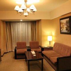 Beijing Dongfang Hotel 3* Улучшенный люкс с различными типами кроватей фото 4