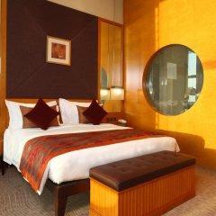 Al Raha Beach Hotel Villas 4* Улучшенный номер с различными типами кроватей фото 3