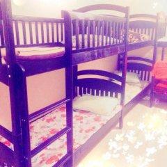 Hostel Ah Кровать в общем номере с двухъярусной кроватью фото 8