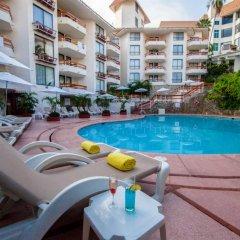 Отель Park Royal Acapulco - Все включено 3* Стандартный номер с разными типами кроватей фото 6