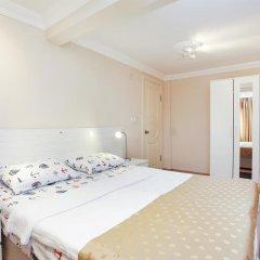Отель Maya Aparts Номер категории Эконом с двуспальной кроватью фото 8