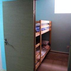 Хостел Маня Кровать в общем номере с двухъярусной кроватью фото 20