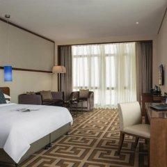 Отель Rosh Rayhaan by Rotana 5* Номер категории Премиум с различными типами кроватей фото 2