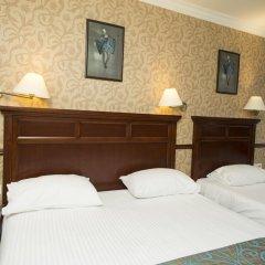 Topkapi Inter Istanbul Hotel 4* Стандартный семейный номер с двуспальной кроватью фото 3