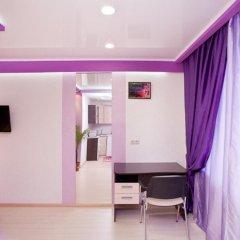 Апартаменты ИннХоум на ул.Свободы, 100 Студия с двуспальной кроватью фото 23