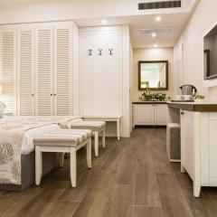 Отель Thassos Grand Resort 5* Стандартный номер с различными типами кроватей фото 4