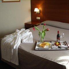 Hotel Silken Torre Garden 3* Стандартный номер с разными типами кроватей фото 5