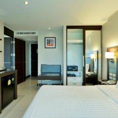 Отель The Prestige 3* Улучшенный номер фото 4