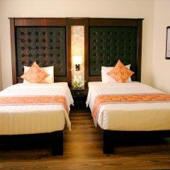 Ha Long Park Hotel 2* Номер Делюкс с различными типами кроватей фото 8