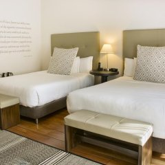 Отель Movich Casa del Alferez 4* Улучшенный номер с различными типами кроватей фото 4