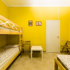 Хостел Макарена Стандартный семейный номер с различными типами кроватей фото 2