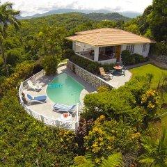 Отель Tranquility Villa Порт Антонио приотельная территория фото 2