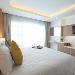 Отель Chanalai Hillside Resort, Karon Beach 4* Номер Делюкс с двуспальной кроватью фото 6