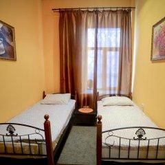 Мини-Отель Славянка Номер категории Эконом с 2 отдельными кроватями фото 3