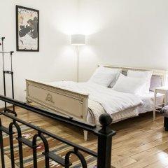Апартаменты Duplex Apartment near Sharden Street комната для гостей фото 5