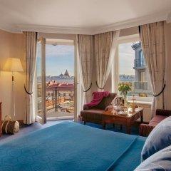 Гостиница Кемпински Мойка 22 5* Номер Делюкс с разными типами кроватей фото 6
