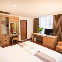 Grand Tower Inn Rama VI Hotel 3* Номер Делюкс с различными типами кроватей фото 10
