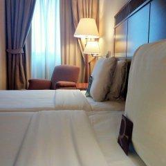 Отель Mercure Rome Leonardo da Vinci Airport 4* Стандартный номер с различными типами кроватей фото 5