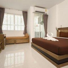 M.U.DEN Patong Phuket Hotel 3* Номер Делюкс двуспальная кровать фото 21