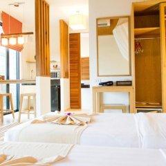 Отель The Mangrove Panwa Phuket Resort 4* Студия Делюкс с двуспальной кроватью фото 6