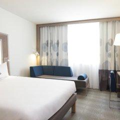 Отель Novotel Istanbul Bosphorus 5* Улучшенный номер с различными типами кроватей фото 4