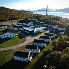 Отель Tjeldsundbrua Camping Номер категории Эконом с различными типами кроватей