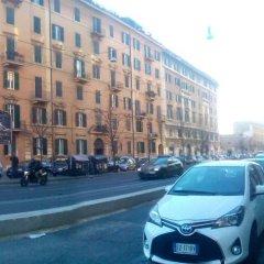 Отель Sunny flat in elegant building close to Colosseum Стандартный номер