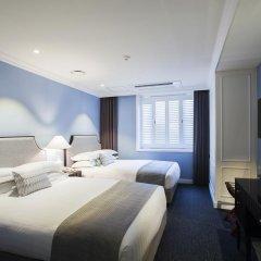 The Grand Hotel Myeongdong 3* Стандартный семейный номер с двуспальной кроватью