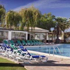 Отель Luz Ocean Club бассейн
