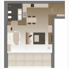 Отель Residence & Sportlodges Claudia Плаус ванная фото 2
