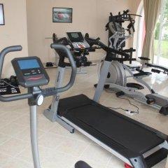 Rose Garden Omax Hotel Apartments фитнесс-зал фото 2