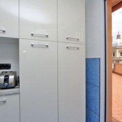 Отель Luxury House Santa Maria Maggiore Рим балкон