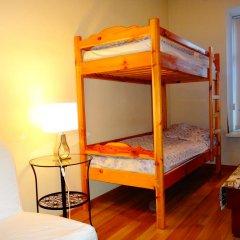 Хостел Арина Родионовна Кровать в общем номере с двухъярусной кроватью фото 3