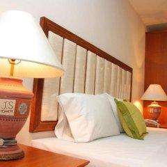 Апартаменты J S Tower Service Apartment Бангкок комната для гостей фото 3