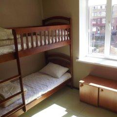 Citrus Hostel Кровать в общем номере с двухъярусной кроватью