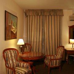 Academy Dnepropetrovsk Hotel 4* Люкс с различными типами кроватей фото 8