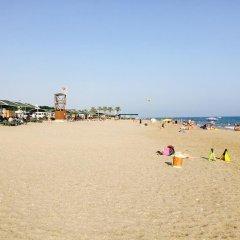 Villa Angel Турция, Белек - отзывы, цены и фото номеров - забронировать отель Villa Angel онлайн пляж фото 2
