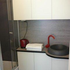 Отель Siedem Польша, Варшава - отзывы, цены и фото номеров - забронировать отель Siedem онлайн ванная фото 2