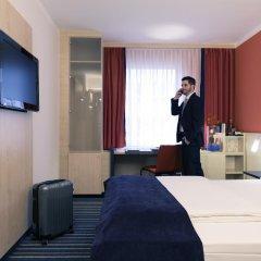 Mercure Hotel Stuttgart City Center 4* Стандартный номер с различными типами кроватей фото 2
