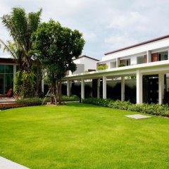 Отель Two Villas Holiday Oxygen Style Bangtao Beach 4* Вилла с различными типами кроватей фото 15