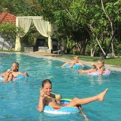Отель Villa Mangrove Унаватуна детские мероприятия фото 2