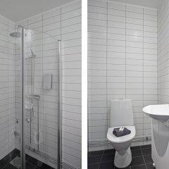 Отель Hotell Onyxen 3* Улучшенный номер с 2 отдельными кроватями фото 9