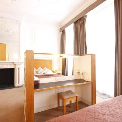 Отель The Cleveland 3* Люкс с различными типами кроватей фото 7