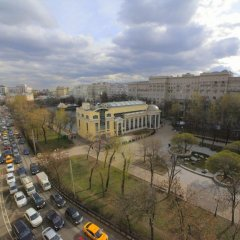 Solyanka Hostel балкон