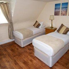 Kipps Brighton Hostel Стандартный номер с 2 отдельными кроватями фото 6