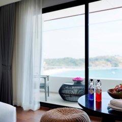 Отель The Nai Harn Phuket 4* Номер Делюкс с двуспальной кроватью фото 4