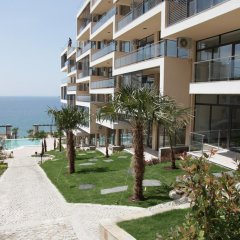 Отель Dolce Vita Aparthotel пляж фото 2